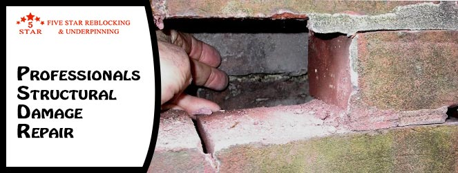 Professionals Structural Damage Repair